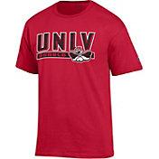 Champion Men's UNLV Rebels Scarlet Big Soft T-Shirt