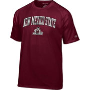 Champion Men's New Mexico State Aggies Maroon Logo T-Shirt