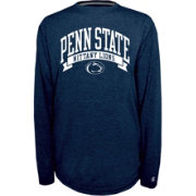 Champion Penn State Nittany Lions Blue Pursuit Long Sleeve Shirt