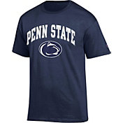Champion Men's Penn State Nittany Lions Blue Big Soft T-Shirt