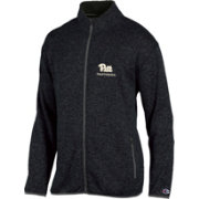 Champion Men's Pitt Panthers Grey Playbook Full-Zip Jacket