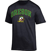 Champion Men's Oregon Ducks Black Big Soft T-Shirt