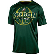 Champion Men's Oregon Ducks Green Impact Basketball T-Shirt