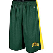 Champion Men's Oregon Ducks Green Training Shorts
