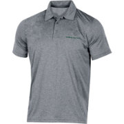 Champion Men's Oregon Ducks Grey Classic Polo