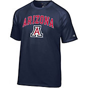 Champion Men's Arizona Wildcats Cardinal Word Logo T-Shirt