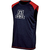 Champion Men's Arizona Wildcats Navy Muscle Tee