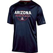 Champion Men's Arizona Wildcats Navy Training T-Shirt