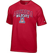 Champion Men's Arizona Wildcats Cardinal Performance Tee