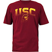 USC Authentic Apparel Men's USC Trojans Cardinal T-Shirt