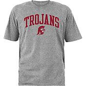 USC Authentic Apparel Men's USC Trojans Grey T-Shirt