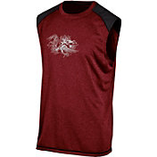 Champion Men's South Carolina Gamecocks Garnet Muscle Tee