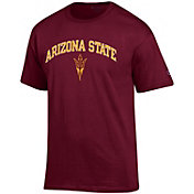 Champion Men's Arizona State Sun Devils Maroon Big Soft T-Shirt