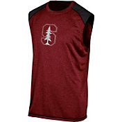 Champion Men's Stanford Cardinal Cardinal Muscle Tee