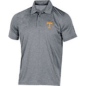 Champion Men's Tennessee Volunteers Grey Classic Polo
