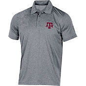 Champion Men's Texas A&M Aggies Grey Classic Polo