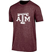Champion Men's Texas AM Aggies Maroon Touchback T-Shirt