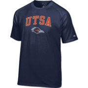 Champion Men's UT San Antonio Roadrunners Blue Logo T-Shirt