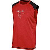 Champion Men's Texas Tech Red Raiders Red Muscle Tee