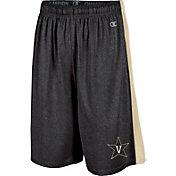 Champion Men's Vanderbilt Commodores Black Training Shorts