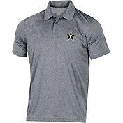 Champion Men's Vanderbilt Commodores Grey Classic Polo