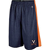 Champion Men's Virginia Cavaliers Blue Training Shorts