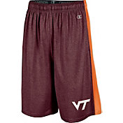 Champion Men's Virginia Tech Hokies Maroon Training Shorts