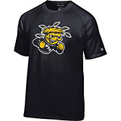 Champion Men's Wichita State Shockers Black Big Logo T-Shirt