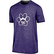 Champion Men's Washington Huskies Purple Touchback T-Shirt