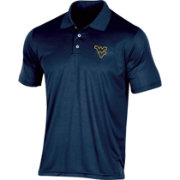 Champion Men's West Virginia Mountaineers Blue Classic Polo