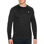 Champion Men's Vapor Select Long Sleeve Shirt