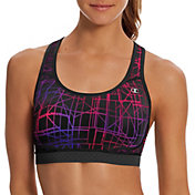 Champion Women's The Absolute Max Print Sports Bra