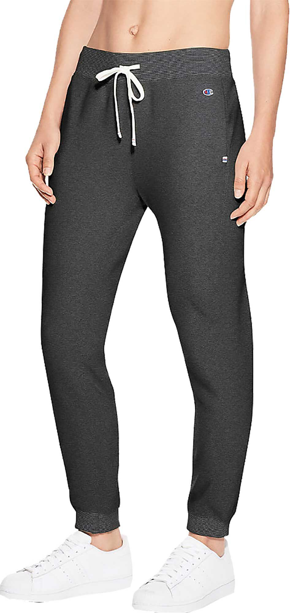 Champion Women's Heritage French Terry 7/8 Jogger Pants by Champion