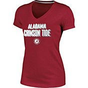 Champion Women's Alabama Crimson Tide Crimson Success V-Neck T-Shirt