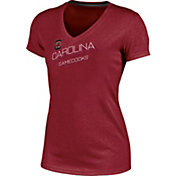 Champion Women's South Carolina Gamecocks Garnet Success V-Neck T-Shirt