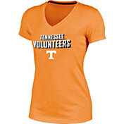 Champion Women's Tennessee Volunteers Tennesse Orange Success V-Neck T-Shirt