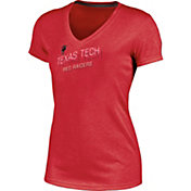Champion Women's Texas Tech Red Raiders Red Success V-Neck T-Shirt