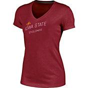 Champion Women's Iowa State Cyclones Cardinal Success V-Neck T-Shirt