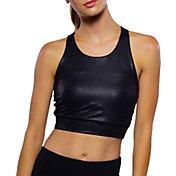 NUX Women's Candice Luxe Crop Top