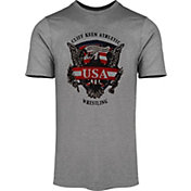 Cliff Keen Adult Historic Eagle Wrestling T-Shirt