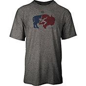 Cliff Keen Adult MXS Performance Stretch Buffalo Logo Wrestling T-Shirt