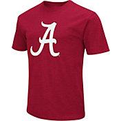 Colosseum Men's Alabama Crimson Tide Crimson Dual Blend T-Shirt