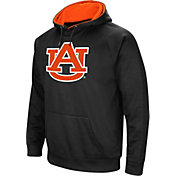 Colosseum Men's Auburn Tigers Black Performance Hoodie