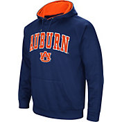 Colosseum Men's Auburn Tigers Blue Fleece Hoodie
