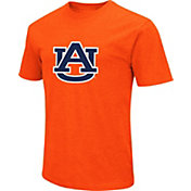 Colosseum Men's Auburn Tigers Orange Dual Blend T-Shirt
