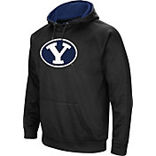 Colosseum Men's BYU Cougars Black Performance Hoodie