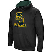 Colosseum Men's Baylor Bears Black Performance Hoodie