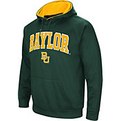 Colosseum Men's Baylor Bears Green Fleece Hoodie