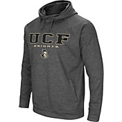 Colosseum Men's UCF Knights Grey Fleece Hoodie