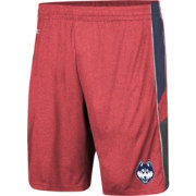 Colosseum Men's UConn Huskies Red Triple A Shorts